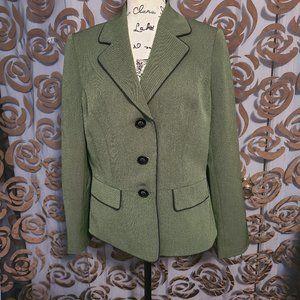 Women's Green Blazer